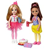 Barbie Slumber Party Chelsea Doll 2-Pack