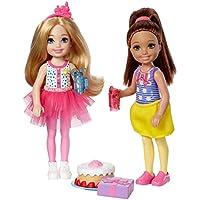 Barbie Club Chelsea Birthday Party Dolls & Accessories, 2...