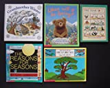 img - for Seasons Teacher Unit: Set of 5 Children's Picture Books (Grandmother Winter ~ The Year at Maple Hill Farm ~ The Reasons for Seasons ~ The Seasons of Arnold's Apple Tree ~ When Will It Be Spring?) book / textbook / text book