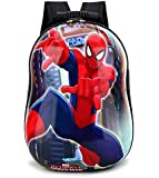3D Cute Cartoon Printing Kids School Bag Backpacks Spiderman