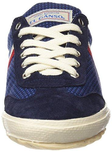 El Ganso M Match Ribbon, Zapatillas de Deporte Unisex Adulto Azul (New Hashtag Subalpino)