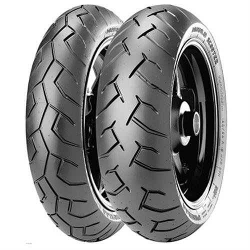 Pirelli Diablo Performance Front Scooter Motorcycle Tires - 90/90-14