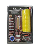 Air Compressor Hose Gun Kit (20 Piece Set)
