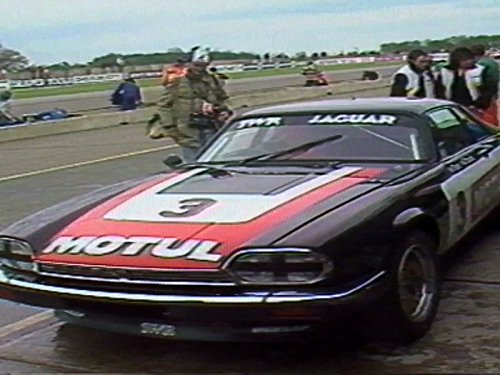 Jaguar XJS Racing