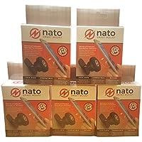 Nato Smart Mount - ( 5 PACK SET) For-Smartphones, Tablets, Devices <2Ibs