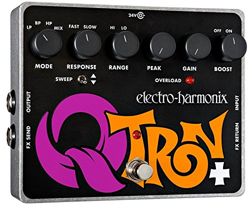 Electro-Harmonix Q-Tron Plus XO Envelope Follower Pedal