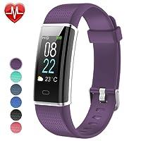 Willful Fitness Armband Herzfrequenz Smart Armband Uhr IP68 Wasserdicht