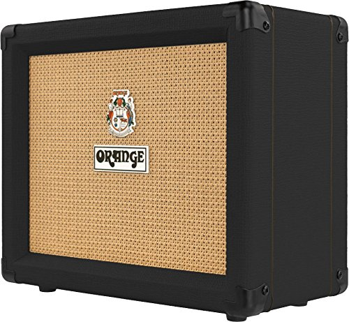 Orange Crush 20RT 1x8'' 20-Watt Combo with Reverb and Tuner - Black