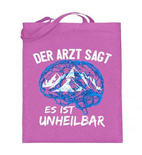 Shirtee B5K04Z7Q_XT003_38cm_42cm_5739 - Bolso de tela de algodón para mujer Azul azul 38cm-42cm Rosa