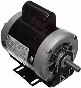 3/4 hp 1725 RPM 56 Frame 115/208-230V Belt Drive Cap Start Blower Motor Century # C666
