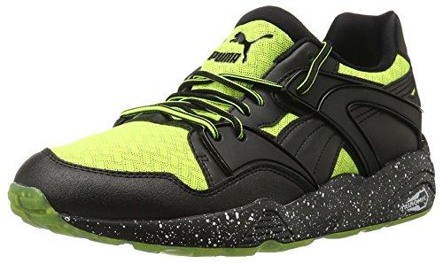 Red puma Puma Black Sneaker B Blast puma Safety Yellow Uomo qw1f71T