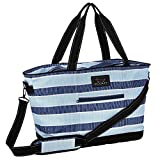 SCOUT Icebreaker Extra Large Insulated Soft Cooler, Heat-sealed, PVC-free Liner, Versatile Strap, Water Resistant, Zips Closed, Deep End Review