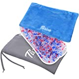 Gel Beads Hot & Cold Compress Ice Pack – 2-Pack