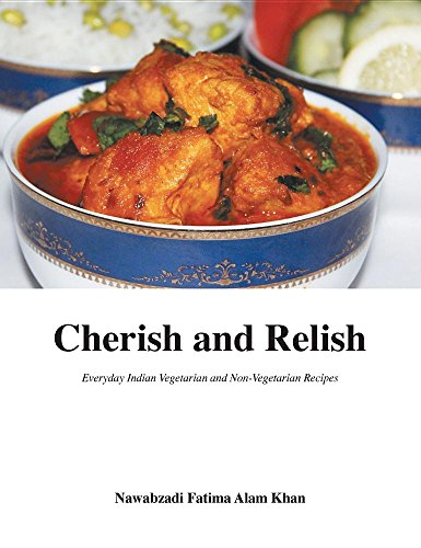 Everyday Indian Vegetarian and Non-Vegetarian Recipes (Hardback) (Indian Relish Recipes)
