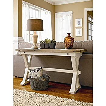 Universal Great Rooms Drop Leaf Console Table