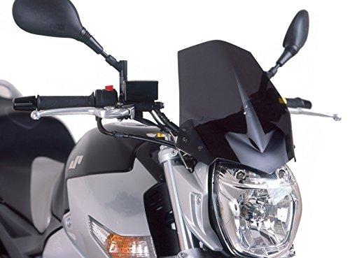 Puig 4117W Windschutzscheibe speziell Suzuki GSR 06-11 transparent