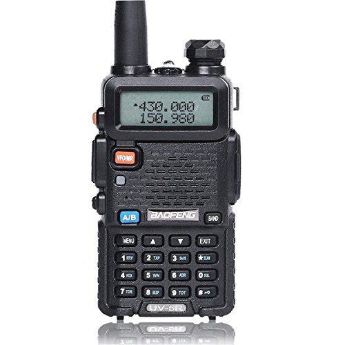 BaoFeng UV-5R Dual Band Two Way Radio -