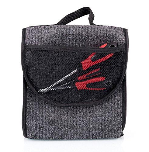 031//1 Car Trunk Storage Attaching Net Pocket Bag Organizer 50 x 25 cm
