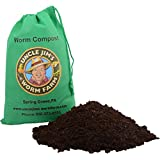 "Uncle Jim's Worm Farm ""Real"" Worm Compost 4lbs"