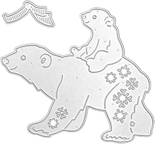 Pr/ägeschablone Vorlage f/ür DIY Scrapbook Album Papier Karte Art Craft Dekoration TankMR Metall Stanzformen L/öwenzahn Silber
