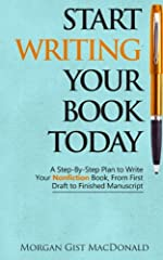 NONFICTION writers, this is a STEP-BY-STEP guide that walks you through how to write a book. These steps will show you how to develop the good writing routines and a solid timeline, then how to write a first draft and revise the draft, how to...