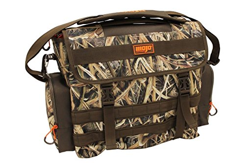 MOJO Outdoors Guide Bag - Duck Hunting Blind Bag, Mossy Oak Blades Camo (New) ()