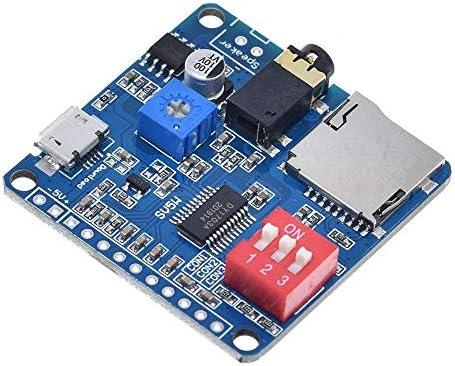 HaiNing Zheng SD / TFカードワイヤレスステレオMP3ミュージック・モジュールとDC5V 5W音声再生モジュールのBluetoothオーディオレシーバボード