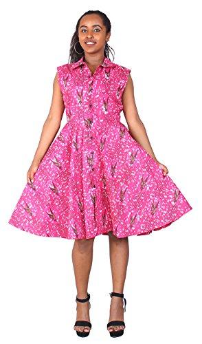fat girl midi dress - 5