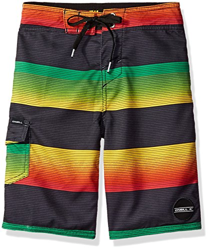 ONeill Little Santa Stripe Boardshort