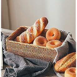 Wicker Shelf Baskets