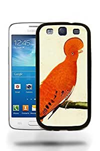 Bird Sketch Drawing Art Phone Case Cover Designs for Samsung Galaxy S3