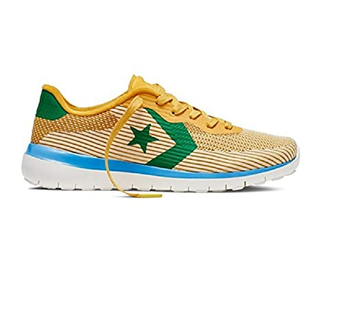 Converse Thunderbolt Modern Ox 155043 °C in Yellow Trainers