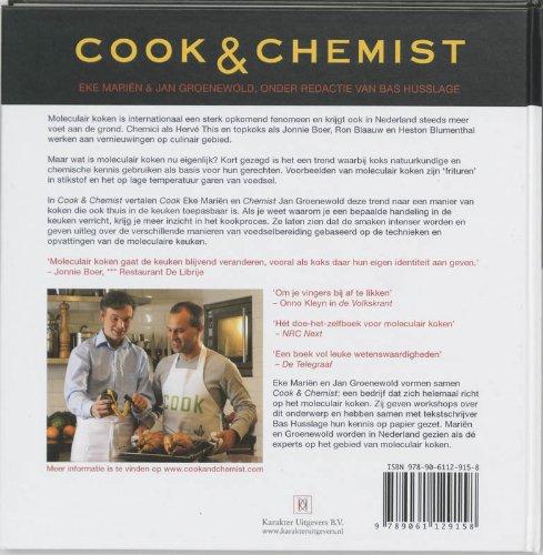 Cook & Chemist: smakelijke experimenten uit de moleculaire ...