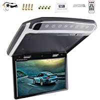 New Hot Sale HD 10.2 inch SD HDMI FM Car 1080P Flip Down/Car Roof-mount/Car Ceiling Wide/Over head/Drop Down LCD Monitor Display