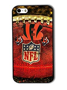 meilinF000Tomhousomick Custom Design The NFL Team Cincinnati Bengals Case Cover For iphone 5/5s Personality Phone Cases CoversmeilinF000