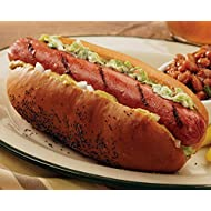 Kansas City Steaks 16 (3.2oz.) All-beef Jumbo Hot Dogs