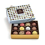 Godiva Chocolatier 12 Piece Patisserie Truffle Box, Assorted Desserts