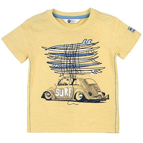 Petit Lem Little Boys' Tropicool T-Shirt Knit, 200, - Stroller Surf