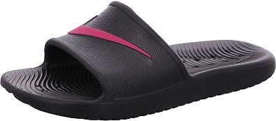 Porra colateral sistema  Nike Kawa Shower (GS), Sandalias Deportivas Hombre, Multicolor (Black/Rush  Pink 002), 37.5 EU: Amazon.es: Zapatos y complementos