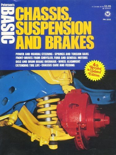 Petersen's Basic Chassis, Suspensions and Brakes