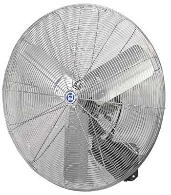 Marley 30ACWOU Industrial Oscillating Air Circulator, 30-Inch Wall Mount