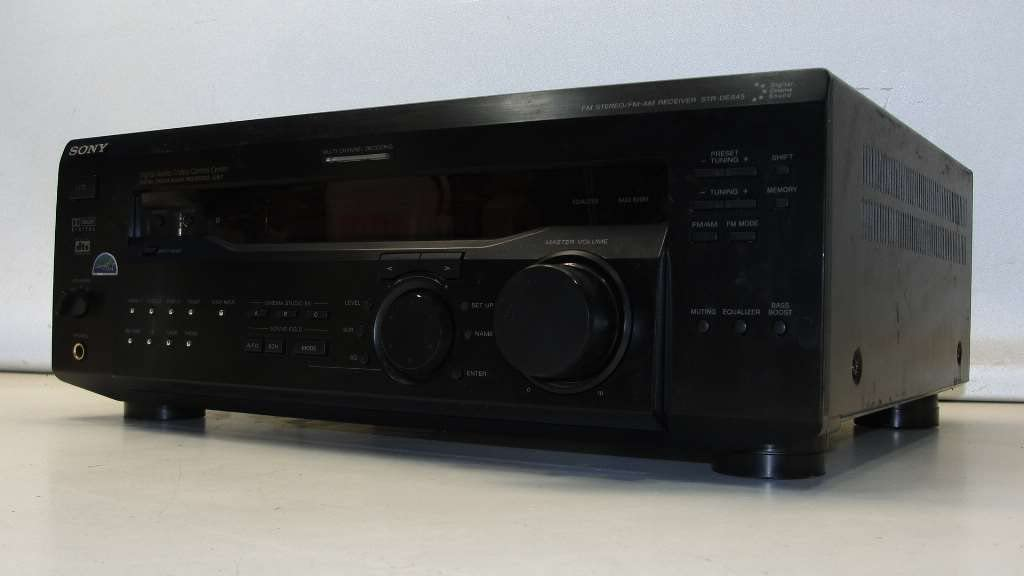 B00004VVUW Sony STR-DE845 Surround Receiver (Discontinued by Manufacturer) 512-QC4R0VL.SL1024_