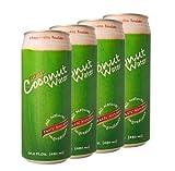 Taste Nirvana Real Coconut Water, 4 Pack