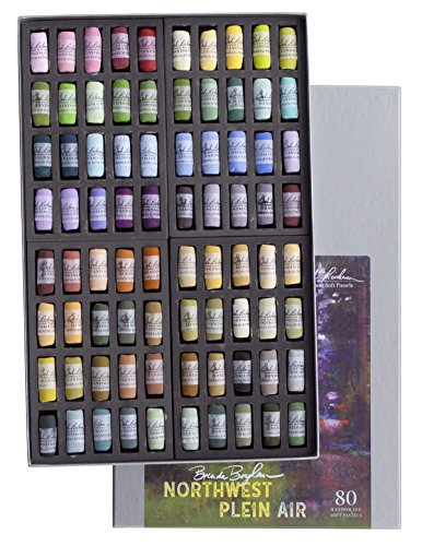Brenda Boylan 80 Pc Northwest Plein Air Pastel Set by Brenda Boylan