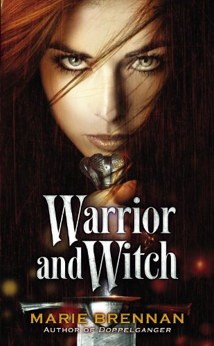 book cover of Warrior and Witch