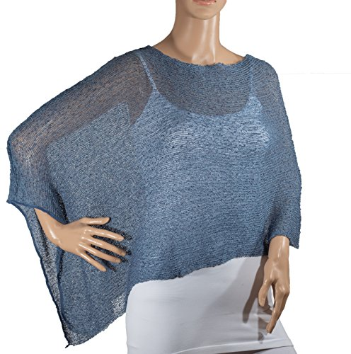 popcorn knit scarf - 8