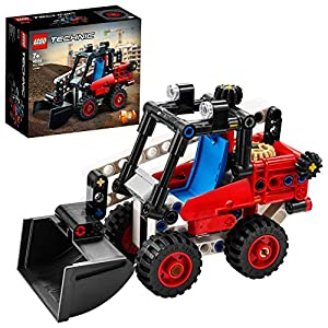 LEGO Skid Steer Loader Building...