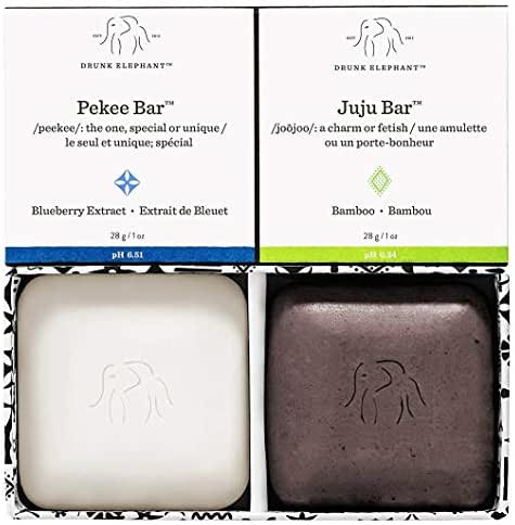 Facial Cleanser: Drunk Elephant Cleansing Bar