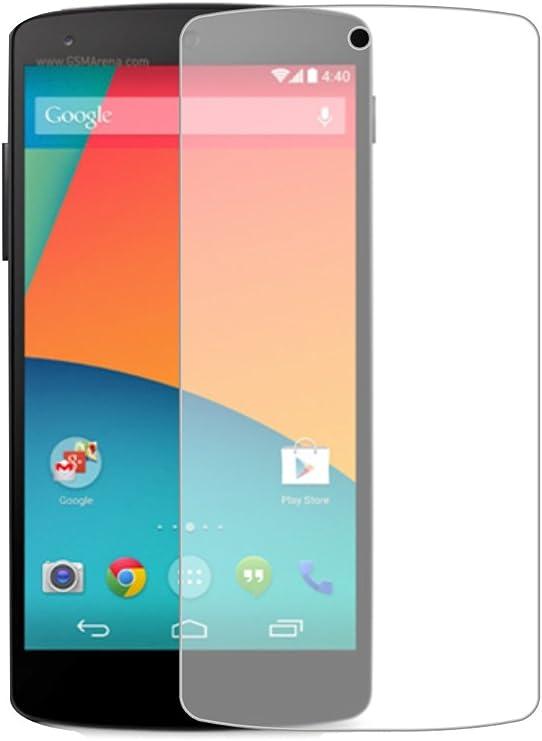 Membrane 3 x Protector de Pantalla compatibles con LG Google Nexus ...