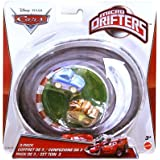 Cars Micro Drifters Sally, Lightning McQueen and Mater Toy Vehicle, 3-Pack